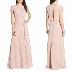 Jenny Yoo Collection Dress Whipped Apricot 8 NWT
